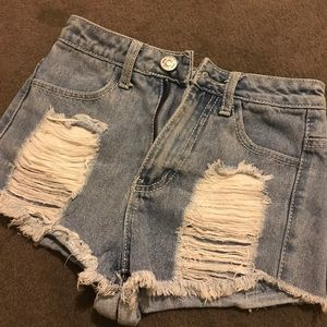 Pants - RSQ High Waisted Shorts